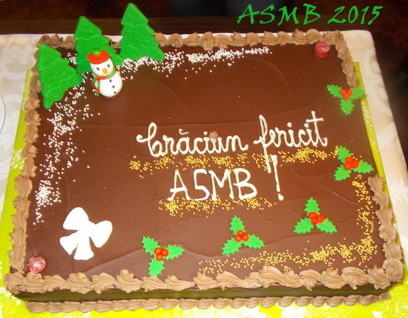 Crăciunul în familia ASMB – 2015