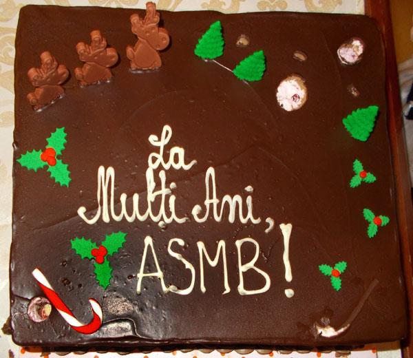 Crăciunul în familia ASMB – 2016