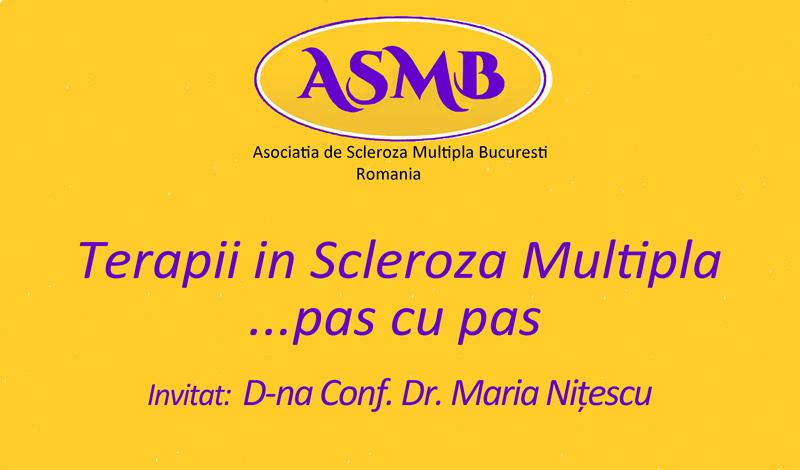 Terapii în scleroza multiplă – pas cu pas II